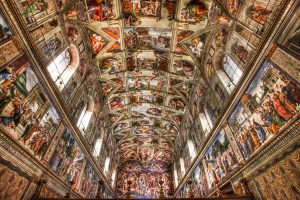 Rome Sistine Chapel